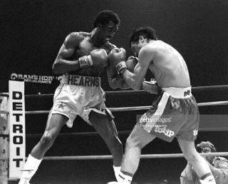 Thomas Hearns vs Luigi Minchillo