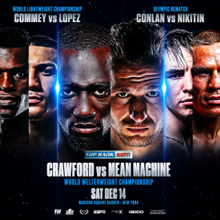 Richard Commey vs Teofimo Lopez