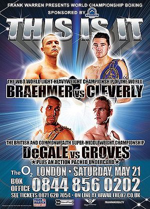 This Is It: James DeGale vs. George Groves