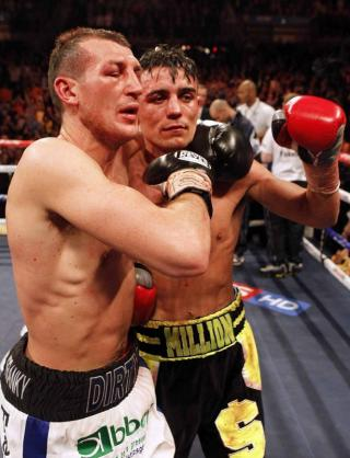 Derry Matthews vs Anthony Crolla II