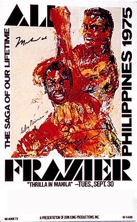 The Thrilla In Manilla: Muhammad Ali vs. Joe Frazier III