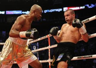 Joachim Alcine vs David Lemieux