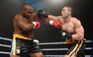 Joseph Parker vs Sherman Williams
