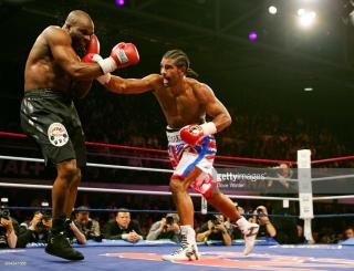 Jean Marc Mormeck vs David Haye