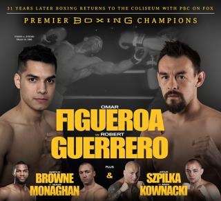 Omar Figueroa Jr vs Robert Guerrero