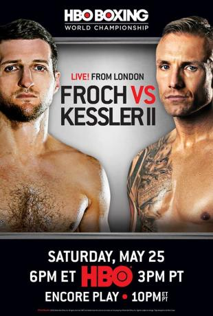 Warriors' Call: Carl Froch vs. Mikkel Kessler II