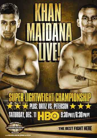 Amir Khan vs. Marcos Maidana