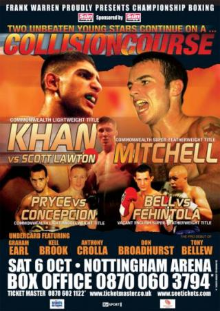 Amir Khan vs Scott Lawton