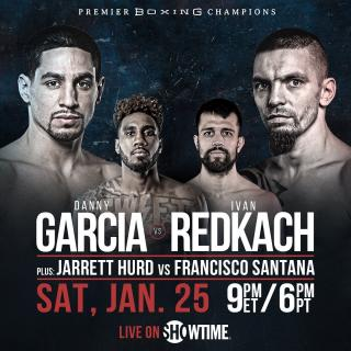 Jarrett Hurd vs Francisco Santana