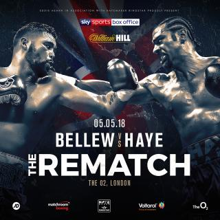 Tony Bellew vs David Haye II