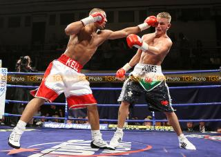 Kell Brook vs Barrie Jones