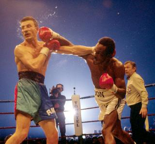 Donald Curry vs Rene Jacquot