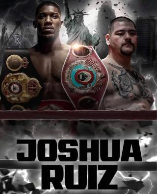 Anthony Joshua vs Andy Ruiz