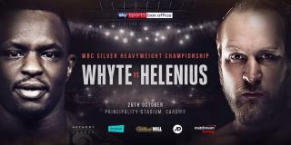 Dillian Whyte vs Robert Helenius