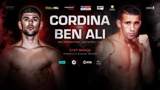 Joe Cordina vs Hakim Ben Ali
