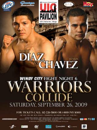 David Diaz vs Jesus Chavez