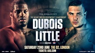 Daniel Dubois vs Tom Little