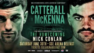 Tyrone McKenna vs Jack Catterall