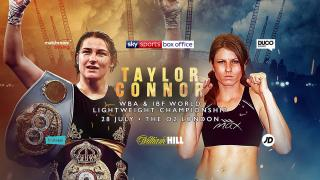 Katie Taylor vs Kimberly Connor