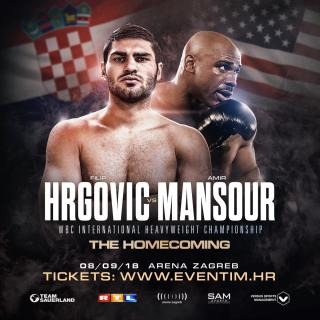 Filip Hrgovic vs Amir Mansour