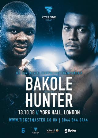 Martin Bakole Ilunga vs Michael Hunter