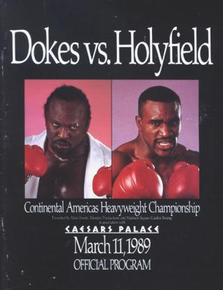 A Date With Destiny: Michael Dokes vs. Evander Holyfield