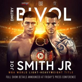 Dmitry Bivol vs Joe Smith Jr