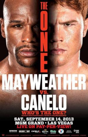 The One: Floyd Mayweather Jr. vs. Saul Alvarez