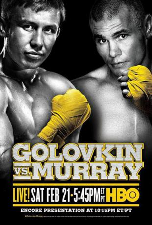 Gennady Golovkin vs. Martin Murray