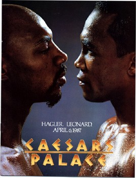 The Super Fight: Marvin Hagler vs. Sugar Ray Leonard