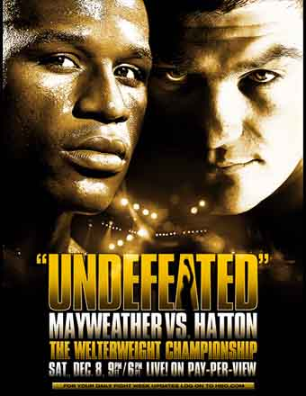 Undefeated: Floyd Mayweather Jr. vs. Ricky Hatton