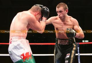 John Murray vs Gary Buckland