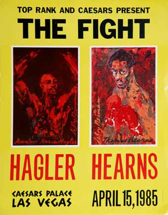 The Fight: Marvin Hagler vs. Thomas Hearns