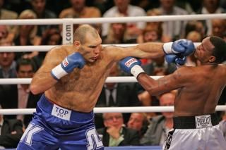 Nikolay Valuev vs Larry Donald