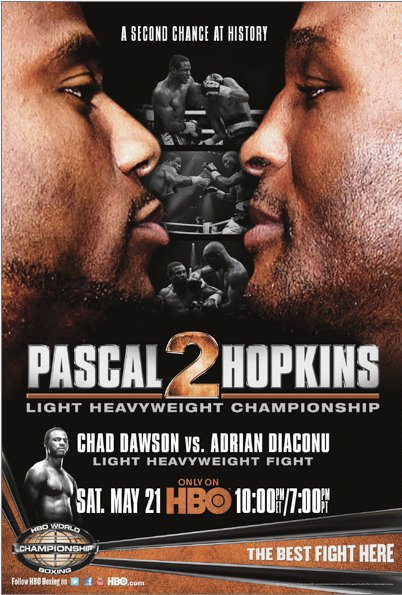 Dynasty 2: Jean Pascal vs. Bernard Hopkins II
