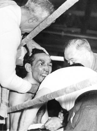 Willie Pep vs Gil Cadilli