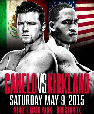 Saul Alvarez vs. James Kirkland