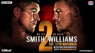 Liam Smith vs Liam Williams II