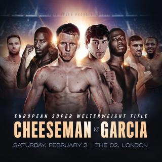 Sergio Garcia vs Ted Cheeseman
