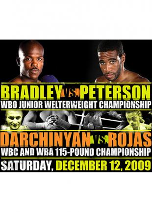 Timothy Bradley vs. Lamont Peterson