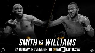 Ishe Smith vs Julian Williams