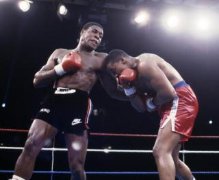 Tim Witherspoon vs Frank Bruno