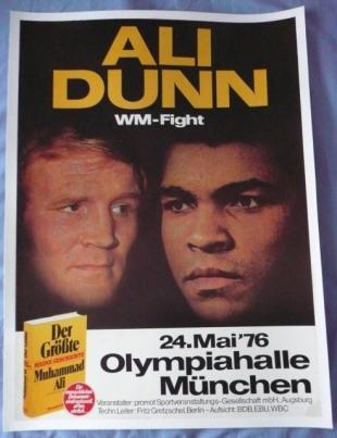 Muhammad Ali vs. Richard Dunn