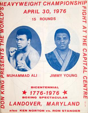 Muhammad Ali vs. Jimmy Young