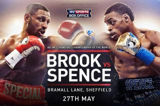 Kell Brook vs. Errol Spence