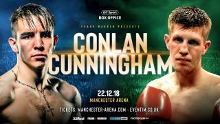 Michael Conlan vs Jason Cunningham
