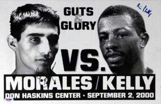 Guts & Glory: Diego Corrales vs. Angel Manfredy
