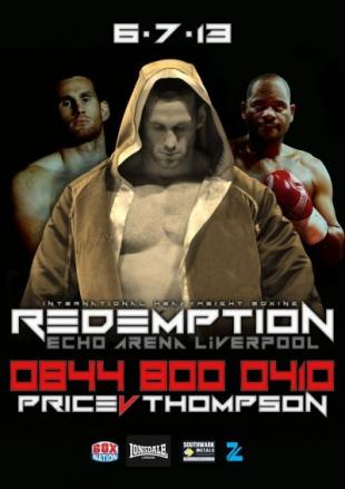 Redemption: David Price vs. Tony Thompson II