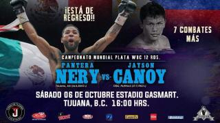 Luis Nery vs Jason Canoy