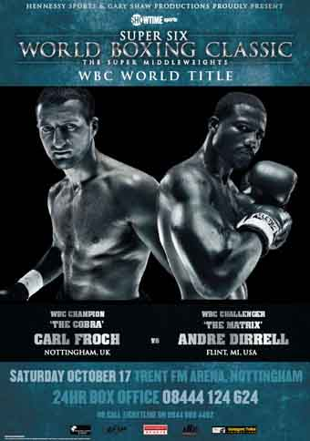Carl Froch vs. Andre Dirrell